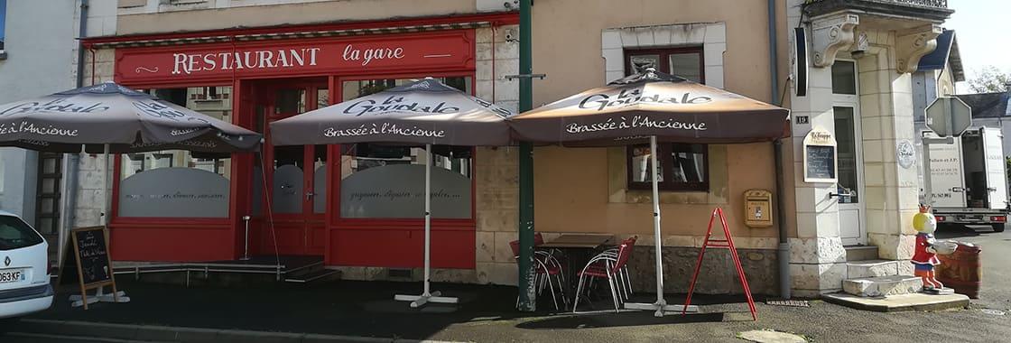 Restaurant La Gare à Bessé-sur-Braye 72