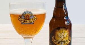 Bière Grimbergen restaurant La Gare à Bessé 72